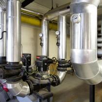 Nový stav tepelnej technológie po modernizácii